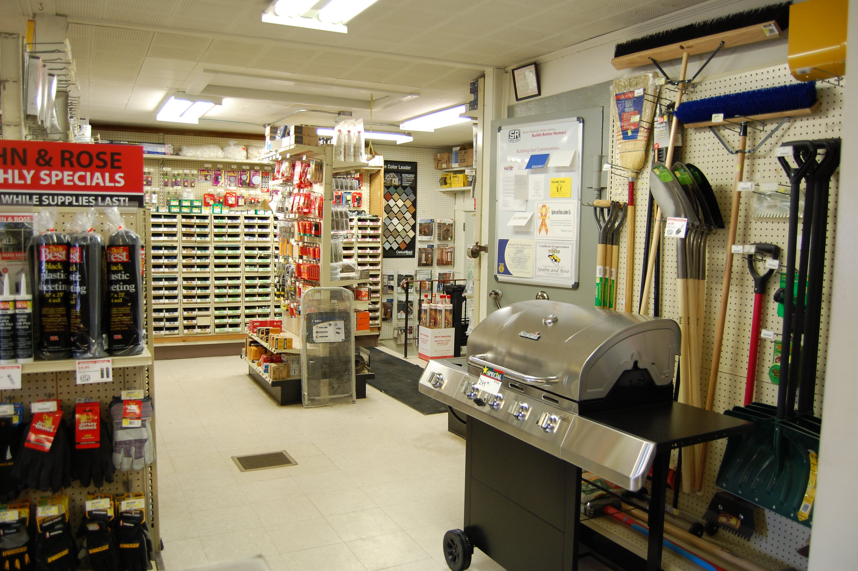 Tipton Store