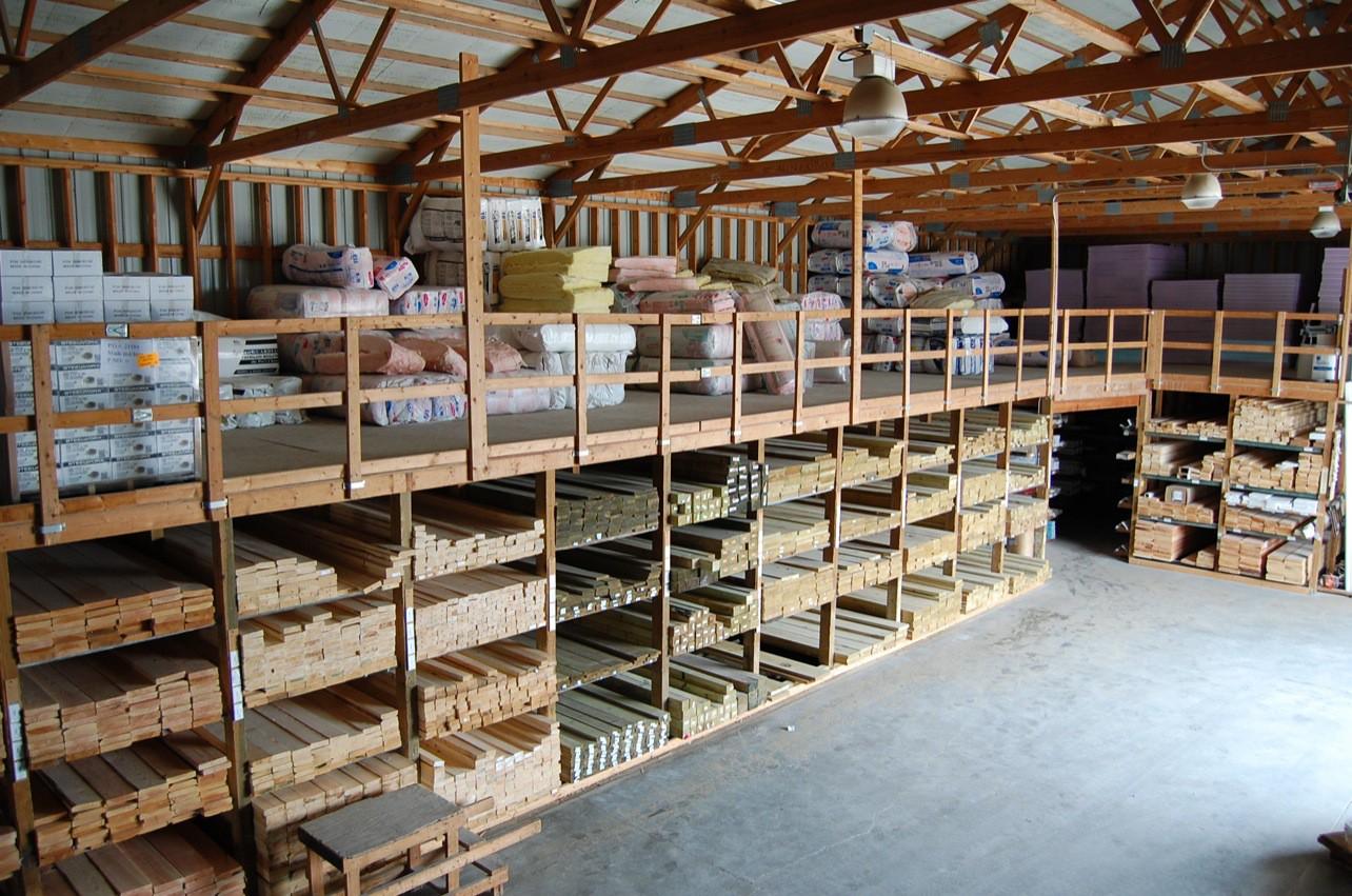 West Union Yard