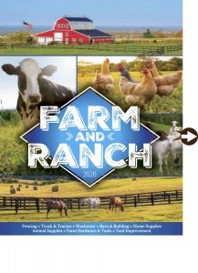 2020 Farm and Ranch online catalog copy