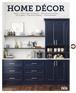 2020 Home Decor online catalog copy